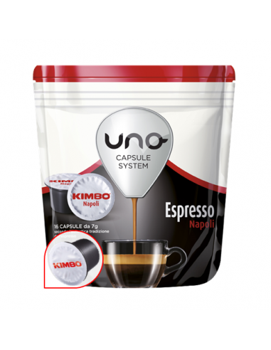 Caffè Kimbo espresso napoli