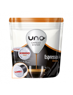 Caffè Kimbo espresso Dolce