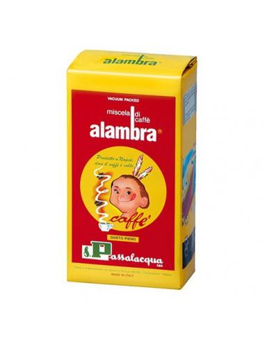 Caffè Passalacqua miscela Alambra