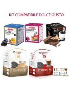 Kit Assortito Nescafè dolcegusto