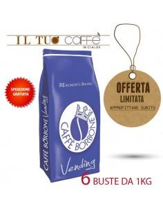Borbone Caffè in Grani