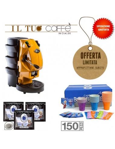 acquisto genuino nuove varietà prezzo basso Macchina da caffè Didiesse Frog con porta accessori + 150 Cialde + Accessori