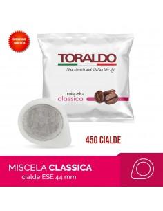 Caffè Toraldo Miscela Classica 450 Cialde ESE 44mm