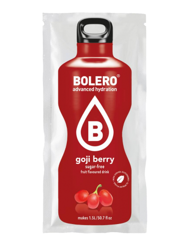 Bolero drink  Goji Berry