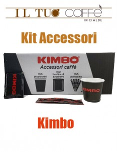 Kimbo Kit Accessori da 100...