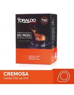 Toraldo 150 cialde Espresso...