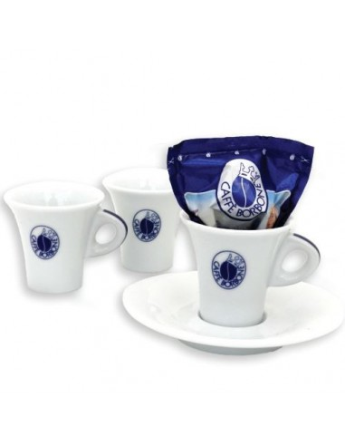 Tazzine Caffè Borbone