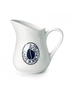 Lattiera In Ceramica Caffè Borbone