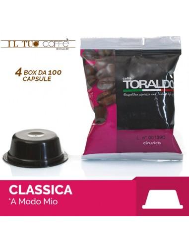 Caffè Toraldo Capsule a modo mio