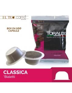 Caffè Toraldo Capsule Sistema Bialetti